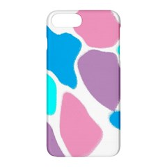 Baby Pink Girl Party Pattern Colorful Background Art Digital Apple Iphone 7 Plus Hardshell Case by Nexatart
