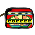Coffee Tin A Classic Illustration Digital Camera Cases