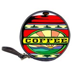 Coffee Tin A Classic Illustration Classic 20-CD Wallets