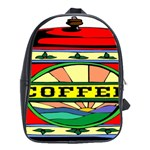 Coffee Tin A Classic Illustration School Bags(Large)