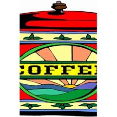 Coffee Tin A Classic Illustration 5 5  X 8 5  Notebooks by Nexatart