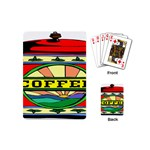 Coffee Tin A Classic Illustration Playing Cards (Mini)