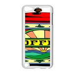 Coffee Tin A Classic Illustration Apple iPod Touch 5 Case (White)
