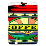 Coffee Tin A Classic Illustration Kindle Fire HD 8.9