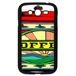 Coffee Tin A Classic Illustration Samsung Galaxy Grand DUOS I9082 Case (Black)