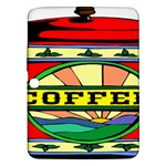 Coffee Tin A Classic Illustration Samsung Galaxy Tab 3 (10.1 ) P5200 Hardshell Case