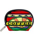 Coffee Tin A Classic Illustration Accessory Pouches (Small)