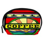 Coffee Tin A Classic Illustration Accessory Pouches (Large)