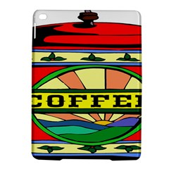 Coffee Tin A Classic Illustration Ipad Air 2 Hardshell Cases by Nexatart