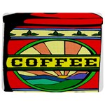 Coffee Tin A Classic Illustration Jigsaw Puzzle Photo Stand (Rectangular)