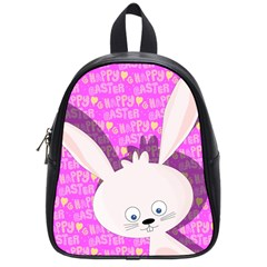 Easter Bunny  School Bags (small)  by Valentinaart