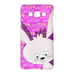 Easter Bunny  Samsung Galaxy A5 Hardshell Case  by Valentinaart