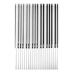 Abstract Piano Keys Background Shower Curtain 48  X 72  (small)  by Nexatart