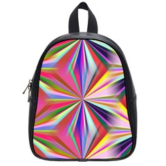Star A Completely Seamless Tile Able Design School Bags (small)  by Nexatart
