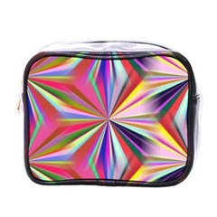 Star A Completely Seamless Tile Able Design Mini Toiletries Bags by Nexatart