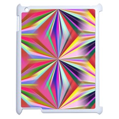 Star A Completely Seamless Tile Able Design Apple Ipad 2 Case (white) by Nexatart