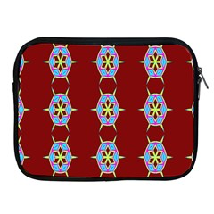 Geometric Seamless Pattern Digital Computer Graphic Apple Ipad 2/3/4 Zipper Cases by Nexatart
