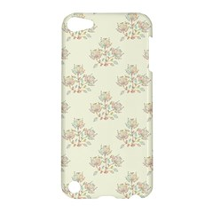 Seamless Floral Pattern Apple Ipod Touch 5 Hardshell Case by TastefulDesigns