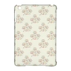 Seamless Floral Pattern Apple Ipad Mini Hardshell Case (compatible With Smart Cover) by TastefulDesigns