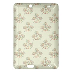 Seamless Floral Pattern Amazon Kindle Fire Hd (2013) Hardshell Case by TastefulDesigns