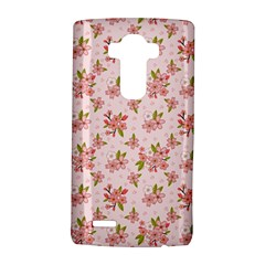 Beautiful Hand Drawn Flowers Pattern Lg G4 Hardshell Case by TastefulDesigns