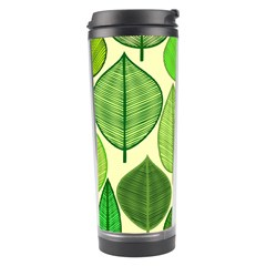 Leaves pattern design Travel Tumbler