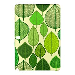 Leaves Pattern Design Samsung Galaxy Tab Pro 12 2 Hardshell Case by TastefulDesigns