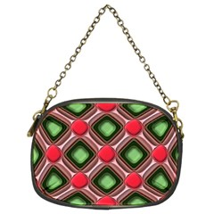 Gem Texture A Completely Seamless Tile Able Background Design Chain Purses (two Sides)  by Nexatart