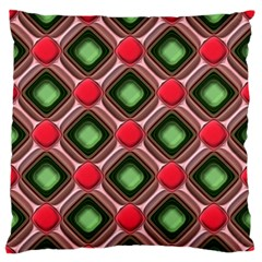Gem Texture A Completely Seamless Tile Able Background Design Standard Flano Cushion Case (one Side) by Nexatart