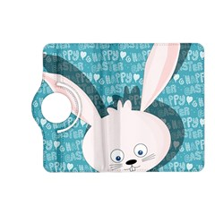 Easter Bunny  Kindle Fire Hd (2013) Flip 360 Case by Valentinaart