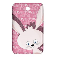 Easter Bunny  Samsung Galaxy Tab 3 (7 ) P3200 Hardshell Case  by Valentinaart