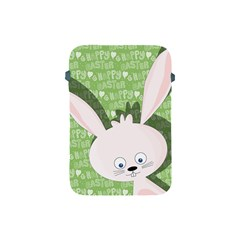 Easter bunny  Apple iPad Mini Protective Soft Cases by Valentinaart