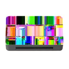 Glitch Art Abstract Memory Card Reader With Cf by Nexatart