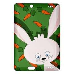 Easter Bunny  Amazon Kindle Fire Hd (2013) Hardshell Case by Valentinaart