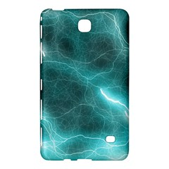 Light Web Colorful Web Of Crazy Lightening Samsung Galaxy Tab 4 (8 ) Hardshell Case  by Nexatart