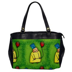 Party Kid A Completely Seamless Tile Able Design Office Handbags by Nexatart