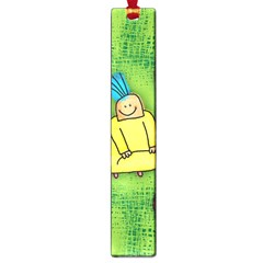 Party Kid A Completely Seamless Tile Able Design Large Book Marks by Nexatart
