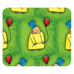 Party Kid A Completely Seamless Tile Able Design Double Sided Flano Blanket (small)  by Nexatart