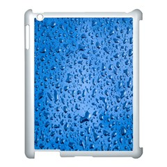 Water Drops On Car Apple Ipad 3/4 Case (white)
