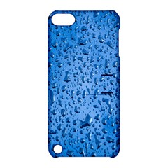 Water Drops On Car Apple Ipod Touch 5 Hardshell Case With Stand by Nexatart
