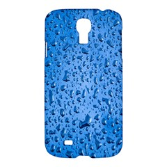 Water Drops On Car Samsung Galaxy S4 I9500/i9505 Hardshell Case by Nexatart