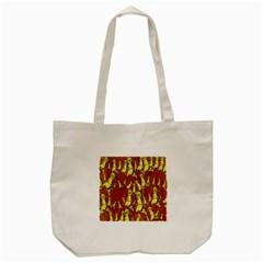 Cartoon Grunge Cat Wallpaper Background Tote Bag (cream) by Nexatart