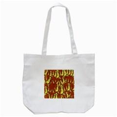 Cartoon Grunge Cat Wallpaper Background Tote Bag (white) by Nexatart