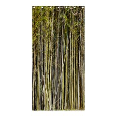Bamboo Trees Background Shower Curtain 36  X 72  (stall)  by Nexatart