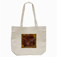 2000 Spirals Many Colorful Spirals Tote Bag (cream) by Nexatart