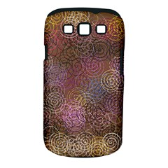 2000 Spirals Many Colorful Spirals Samsung Galaxy S Iii Classic Hardshell Case (pc+silicone) by Nexatart
