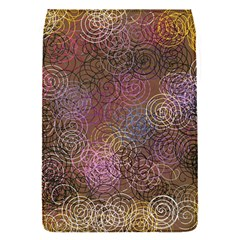 2000 Spirals Many Colorful Spirals Flap Covers (s)  by Nexatart