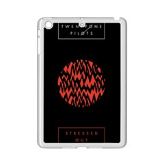 Albums By Twenty One Pilots Stressed Out iPad Mini 2 Enamel Coated Cases by Onesevenart