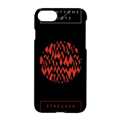 Albums By Twenty One Pilots Stressed Out Apple Iphone 7 Hardshell Case by Onesevenart