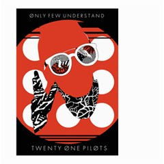 Twenty One Pilots Poster Contest Entry Small Garden Flag (two Sides) by Onesevenart